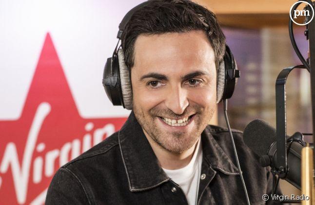 Camille Combal sur Virgin Radio
