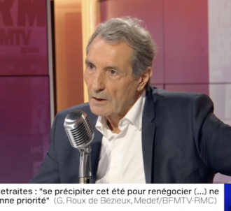 Jean-Jacques Bourdin tacle son patron en direct