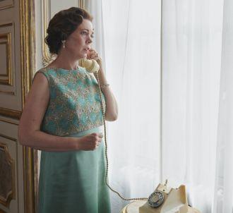 Olivia Colman dans 'The Crown'