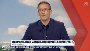 """""""C'est tellement désolant votre émission !"""" : Echange tendu entre Julien Courbet et un déménageur sur M6"""