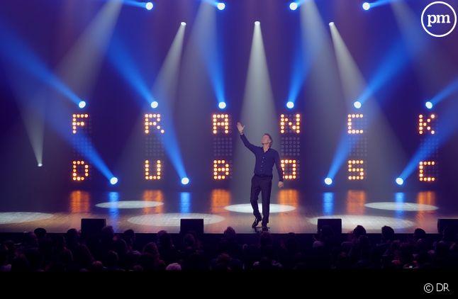 """""""Fifty/fifty"""", le spectacle de Franck Dubosc diffusé hier sur TF1"""