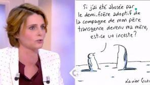"""Dessin polémique de Xavier Gorce : Caroline Fourest accuse""""Le Monde"""" d'avoir """"lâché en rase campagne"""" l'illustrateur"""