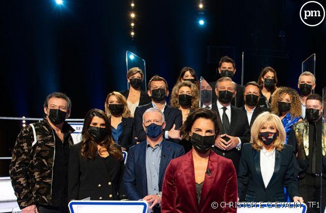 """""""Le grand concours des animateurs"""" sur TF1"""