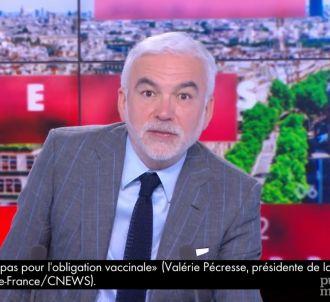 Pascal Praud apparaît trop tôt à l'antenne de CNews