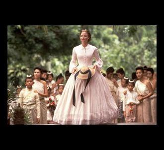 Jodie Foster dans 'Anna et le roi'.