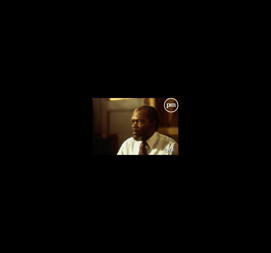 """Samuel L. Jackson dans """"Le droit de tuer ?""""."""