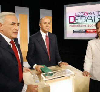Les débats pour l'investiture au PS, en 2006.