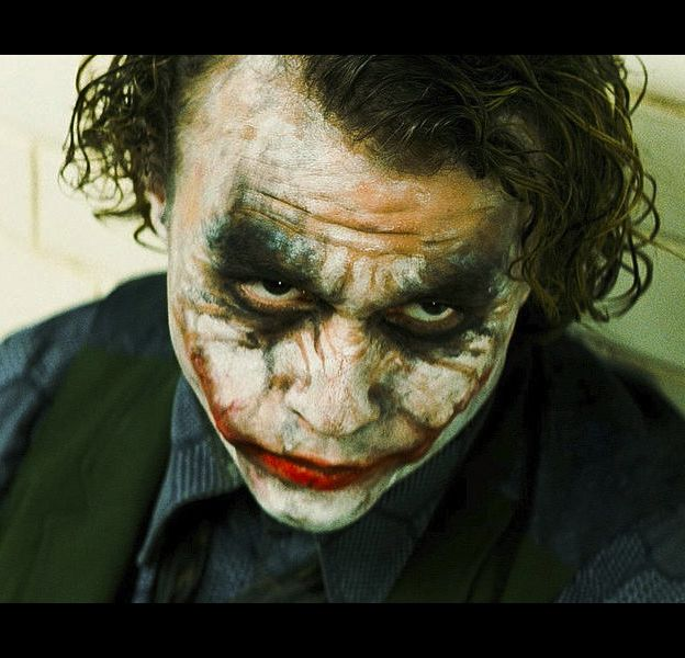 1. The Dark Knight, le chevalier noir / 1 milliard de dollars récoltés dans le monde