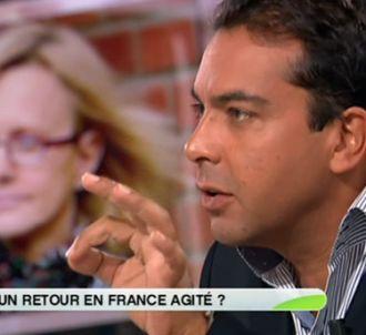 Patrick Cohen et David Koubbi sur France 5, le 30 août...