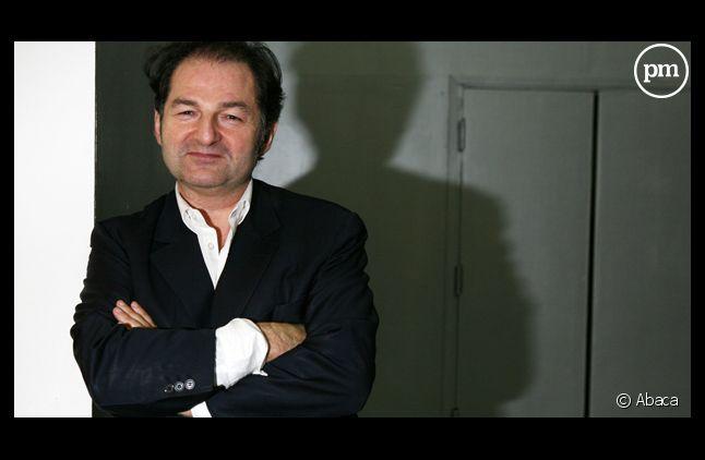 Denis Olivennes, patron d'Europe 1.