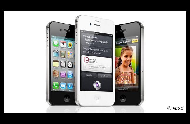 L'iPhone 4S d'Apple.
