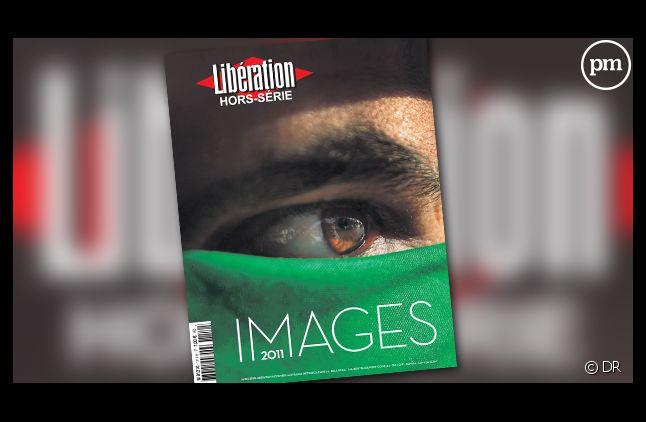 """Le hors-série """"Images 2011"""" de Libération."""