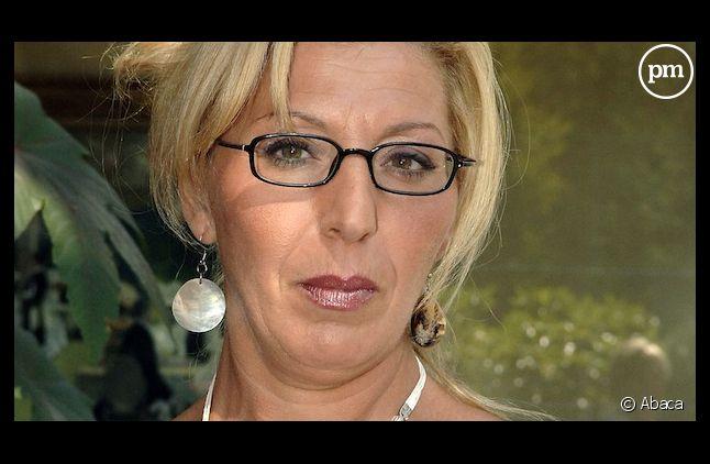"""Cathy Sarraï alias """"Super Nanny"""", en 2005"""