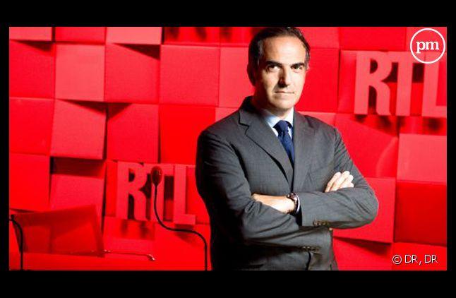 Christopher Baldelli, patron du groupe RTL.