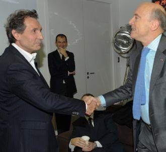 Jean-Jacques Bourdin reçoit Alain Juppé le 17 novembre...
