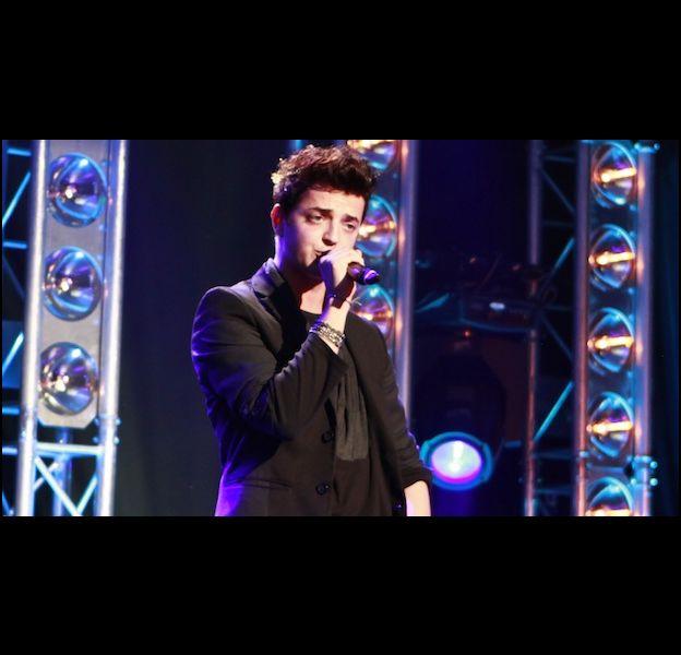 """Adrien, 20 ans, a participé à la saison 2 de """"X Factor"""" en 2011"""