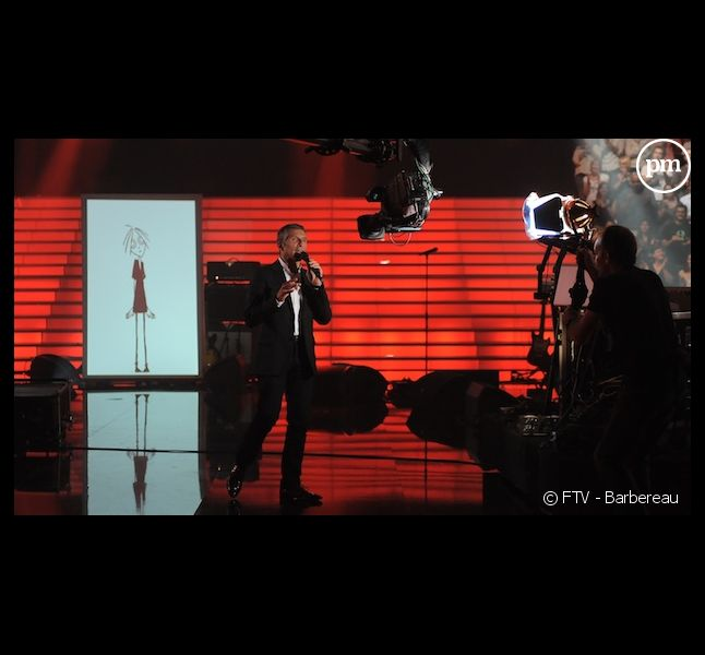 "Nagui présente ""Taratata"" sur France 2"