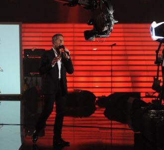 Nagui présente 'Taratata' sur France 2