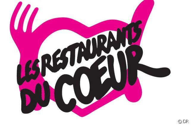 """Le logo des """"Restaurants du coeur"""""""