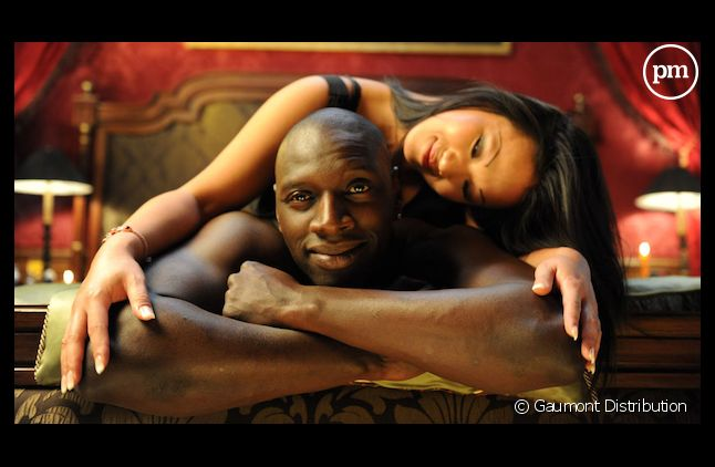"""Omar Sy dans """"Intouchables"""""""