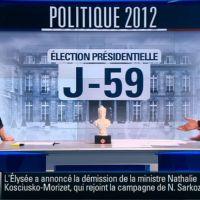 Zapping : BFM TV décerne à Nicolas Sarkozy le prix du meilleur acteur
