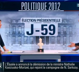 BFM TV se moque de Nicolas Sarkozy.