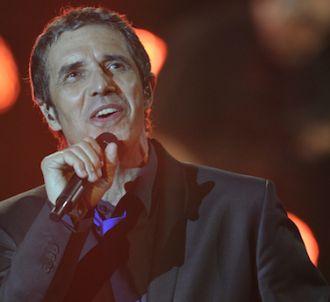 Julien Clerc lors des 27e Victoires de la musique