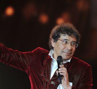 Laurent Voulzy lors des 27e Victoires de la musique