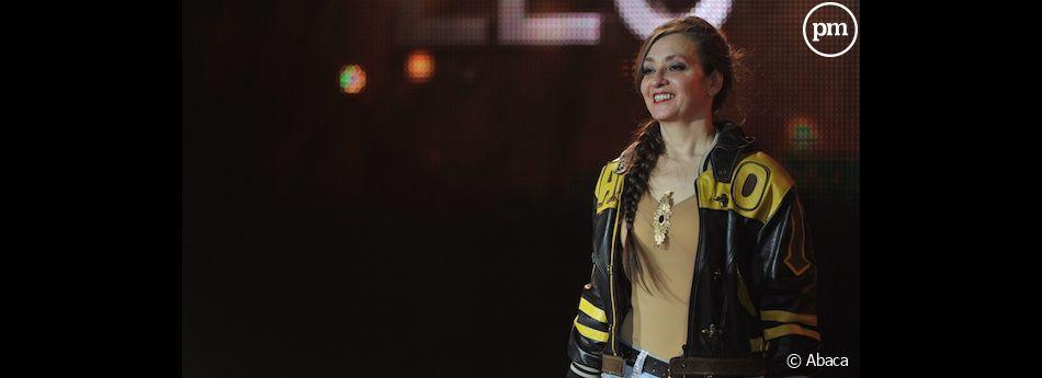 Catherine Ringer lors des 27e Victoires de la musique