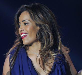 Amel Bent lors des 27e Victoires de la musique