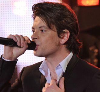 Benjamin Biolay lors des 27e Victoires de la musique