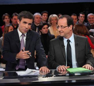 'Des paroles et des actes' avec François Hollande et...