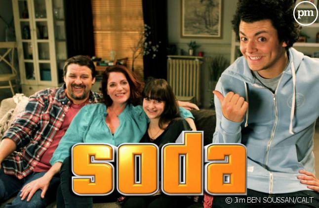 "La série ""Soda"""