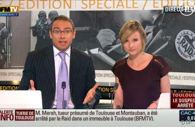 BFM TV annonce par erreur l'arrestation du tueur présumé de Toulouse.