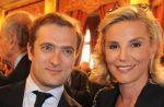 Laurence Ferrari objet de rumeurs : son mari Renaud Capuçon prend sa défense sur Twitter