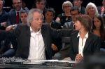 """Zapping : Franz-Olivier Giesbert survolté dans """"Des paroles et des actes"""" et raillé sur Twitter"""