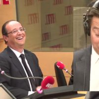 Zapping : Laurent Gerra imagine Radio Hollande... face au candidat socialiste