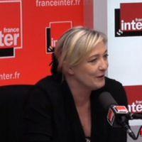 Clash entre Marine Le Pen et Pascale Clark sur France Inter