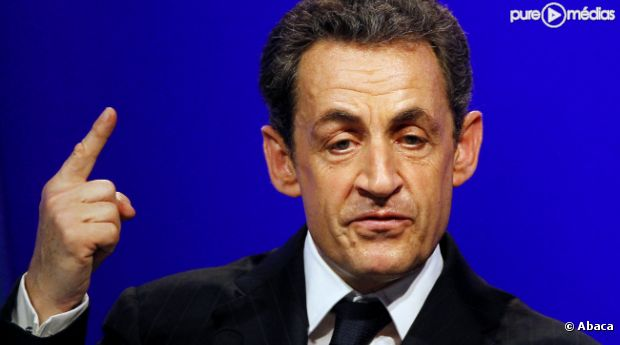 "Nicolas Sarkozy accuse Mediapart d'être ""une officine de la gauche""."
