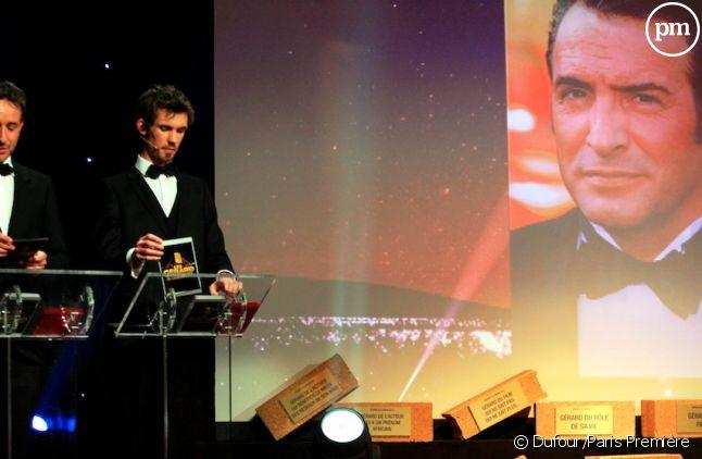 Les Gérard du cinéma 2012