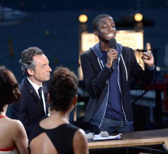 'Le Grand Journal' de Canal+ à Cannes en 2012.