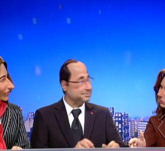'Les Guignols' ironisent sur le tweet de Valérie...
