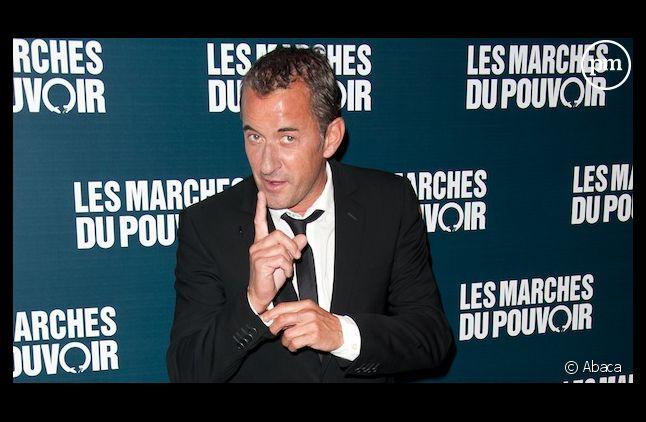 Christophe Dechavanne est de retour à Paris après son accident
