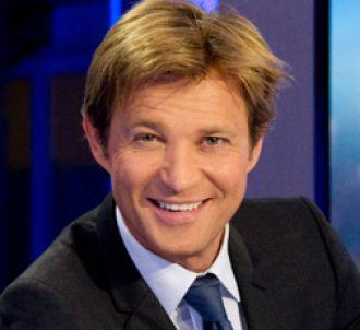 Laurent Delahousse, élu 'Présentateur TV de la saison'...