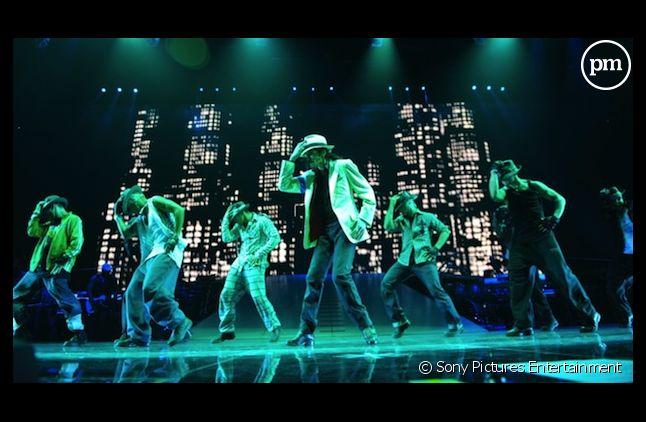 """M6 diffuse """"This Is It"""", le film des répétitions de la dernière tournée de Michael Jackson"""