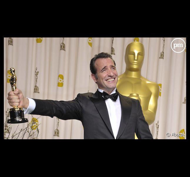 """Jean Dujardin, oscarisé pour son rôle dans """"The Artist"""""""
