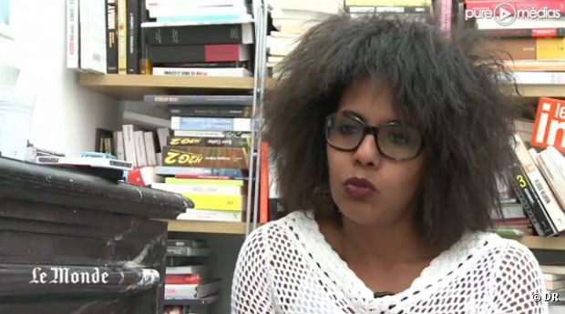 La nouvelle coiffure d'Audrey Pulvar suscite le débat sur internet.