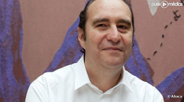 "Xavier Niel, co-actionnaire du journal ""Le Monde&qu"