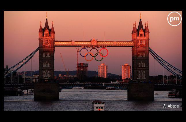 Londres accueille les J.O. 2012