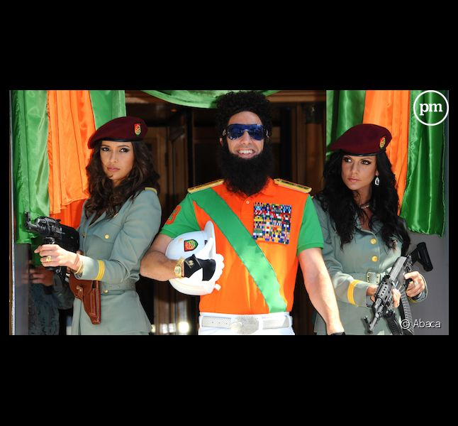"Sacha Baron Cohen dans ""The Dictator"""